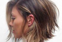 Idee taglio capelli