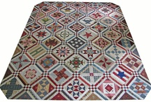 Barbara Brackman Civil War Sampler / by Pam Buda ~ Heartspun Quilts
