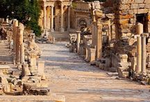 About Ephesus Video / Ephesus Video for who looking for some video about Ephesus is an ancient city in Turkey's Central Aegean region, near modern-day . Its excavated remains reflect centuries of history. Want to visit Ephesus ancient city.
