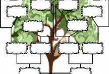 Family tree chart