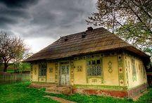 arhitectura rurala