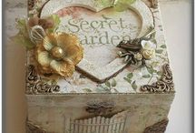 Creative Altered boxes