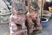 From Asia with Love / Art, statues and furniture from Asia