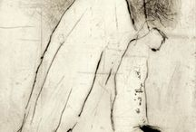 Helena Bergenrud Ink Printmaker