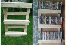 Pallet Furniture / by Kristian Day