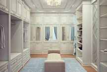 Closets / by Stephani Calhoun