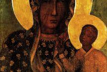 Galeria obrazów Matki Boskiej