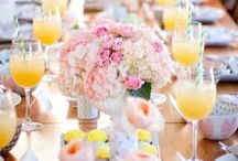 Bridal Shower / Great ideas to pull off a fabulous bridal shower!