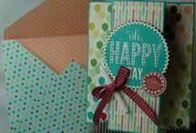 Starburst Sayings Stampin' Up! Stamp Set Greeting Cards