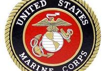 United States Marine Corps / by Maryann Stoller Hoag