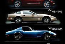 Biler Corvette
