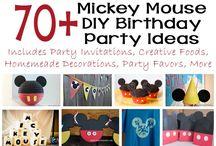 Kids birthday part ideas