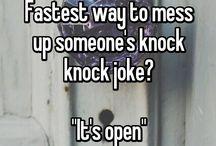 Funny fucking jokes