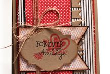 Verve Stamps / Cards