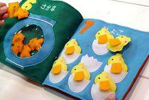 Textilné knižky