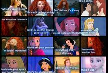 Disney / FOR ALL THOSE DIS-NIACS!!! / by Sue