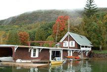 holiday house near Lake George