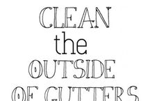 Cleaning Tips / by Valerie Murphy