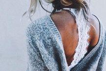 Lace fashion style