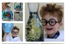 Homeschool science / by Karen Eliason