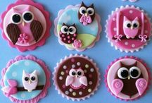 Baby stuff / Yellow & Pink theme  OWLS !!! :) / by Hannah Beth Smith