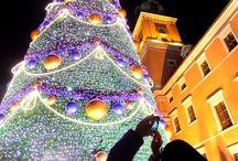 Christmas Lights / by Kat McClellan