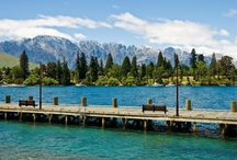 New Zealand / We are so lucky to live in New Zealand - with so many world famous sites and scenery make sure you explore your own backyard too!