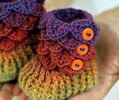 Háčkování - crocheting