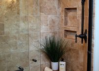Mom bathroom remodel / by Angie Rodriguez