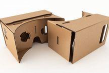 Kính thực tế ảo Google Cardboard / Tìm hiểu thông tin đánh giá chiếc kính thực tế ảo Google Cardboard, sản phẩm giá siêu rẻ, chất lượng tốt