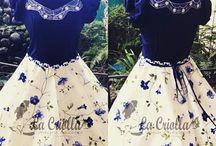 Vestidos de Cueca