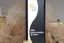 Olio d'oliva, elisir di lunga vita / olio extravergine d'oliva con certificazione biologica