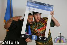 SMTULSAGram / 2015 SMTULSA Conference attendees had too much fun with smtulsa's own gram. Tag yourself. Follow us on Instagram https://instagram.com/smtulsa/  Sign up to get notified about next year's conference http://smtulsa.com/ Join the Social Media Tulsa Meetup group http://www.meetup.com/Social-Media-Tulsa/
