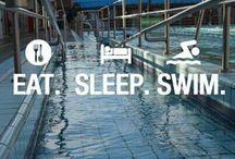 Swim / Improve, love, be a swimer.