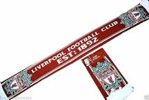 Liverpool FC Football Gifts / Football Official Gifts  Scarves Sold our website our ebay an amazon stores