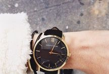Wristwatches & jewerly