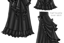 history of skirts