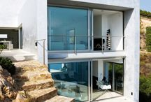 house exterior / by Fiel Orial