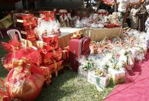 Eru Iyawo Decor / The bride's gifts / by Honeydrop Artistry