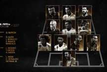 The Best FIFA - awards 2017 / Soccer