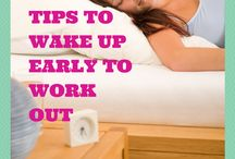 Tips to wake up early