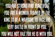 inspirational woman