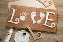 cute hand maked baby thigs