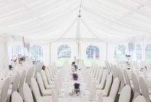 Bryllups telt