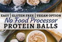 Protein Ball Ideas