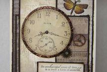 Sense of Time Stampin Up