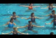 Aqua oefeningen