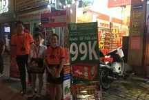 Hoạt náo cửa hàng 3 Lê Văn Ninh