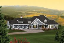 Ranch house design