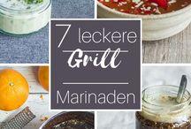 Grill Marinade